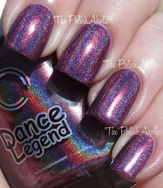 Dance Legend New Prisms Collection Swatches