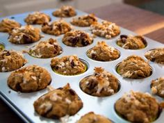 Recipe :: Cherry Coconut Scuffins Recipe from Food Network   Valerie Bertinelli