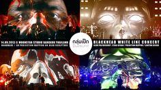 DuckUnit-Handmade / 3D  Projection Mapping on Head Sculpture-BlackHead Concert on Vimeo