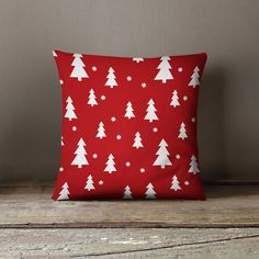 Christmas Cushions  Christmas Pillowcases  by wfrancisdesign