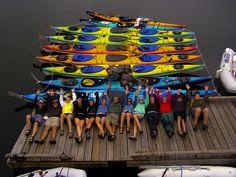 Sea Kayak at San Juan Island- now that sounds like something I need to do!