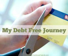 My Debt Free Journey Widget4