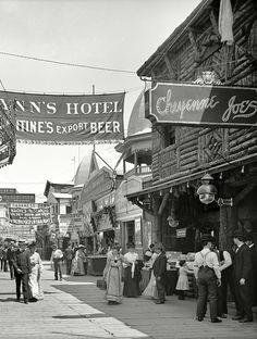New York City, c. 1910.