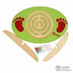 integración sensorial formación/juguetes al aire libre/pie de madera juego de bolas/equilibrio juegos/af00568 0.9 niños deportes en Juguetes y Aficiones de en AliExpress.com | Alibaba Group