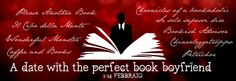 Coffee and Books: A Date With The Perfect Book Boyfriend #7: Daemon ...