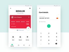 Design exploration of multi-platform digital wallet that helps you to track your financial activities and hold all of your credit cards and loyalty programs all in one place.   Follow our team for...