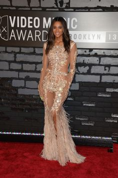 Ciara in Givenchy Couture - 2013 MTV Video Music Awards