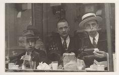Walker Evans (American, 1903–1975). [Lunchroom Window, New York], 1929. The Metropolitan Museum of Art, New York. Walker Evans Archive, 1994 (1994.256.253).Gift of Arnold H. Crane, 1971 (1971.646.35) #newyork #nyc