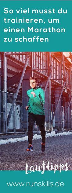 Wie viel musst du tatsächlich trainieren, um einen Marathon zu laufen? Die besten Tipps fürs Joggen. #marathon #laufen #marathonlaufen #joggen Marathon Training, Marathon Laufen, Berlin Marathon, Sleep Apnoea, 13 Year Old Boys, Sport Fitness, 13 Year Olds, Calisthenics, Health Problems