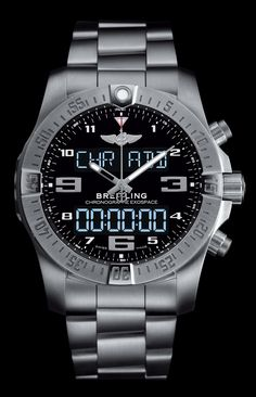 Exospace B55 - Breitling - Instruments for Professionals