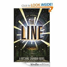 Amazon.com: The Line (Witching Savannah, Book One) eBook: J. D. Horn: Kindle Store