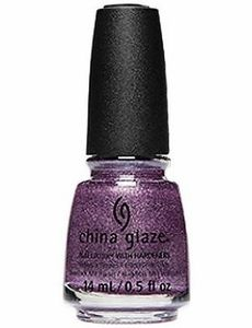 China Glaze Nail Polish, Silent Nightlife 1746