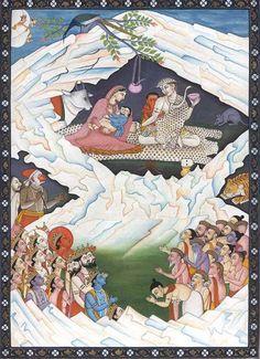 Shiva lives on mount Kailash | Who is Shiva?