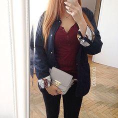 Snapchat: otianna.pl ❤️ Blog! -> www.otianna.pl #look #strong #kiss #blog #otianna #lookbook #outfit #ootd #kobieta #woman #suede #simple #dress #fashion #fashionblogger #lbsdaily #polish #polishgirl #hair #rude #follow #blogger #fblogger #hm #me #girl #now #stylovepolki
