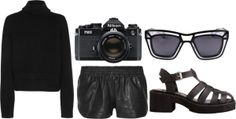 """squad."" by elbaroda ❤ liked on Polyvore"