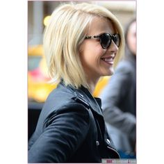 short hair by koko-957 on Polyvore featuring polyvore, julianne, hair, julianne hough, people, safe haven, girls, models, short hair and photo