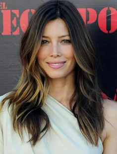 If your hair is dark brown and you want a blonde balayage, Jessica Biel is a great example of how it can be done right. There could be a stark contrast in ...