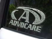 Advocare Custom Glitter Tees By SPB Designs Httpwww - Advocare car decal stickers