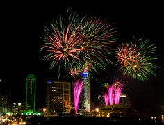 Photo about Fireworks in Dallas Texas on New Year Eve 2008 Night. Image of building, celebrating, boom - 7770296 Eyes Of Texas, World Festival, Fear Of The Unknown, Flat Design Illustration, Lone Star State, Join Our Team, Dallas Texas, Starting A Business, New Years Eve
