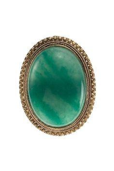 Samantha Wills Aaliyah Ring Samantha Wills, Aaliyah, Jade, Gemstone Rings, Jewellery, Gemstones, My Love, Jewels, Gems