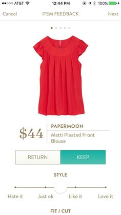 This looks long! I love the color- I don't usually love Papermoon though