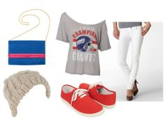 need that giants shirt asap! super bowl outfit <3