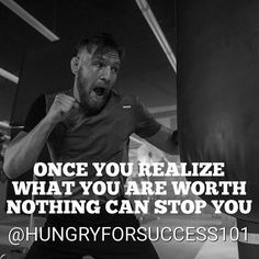 When You Know What Worth For YouYou Will Become Unstoppable! #motivational #quotes #hungryforsuccess  Like And Share This Post If You Love It!  Checkout Daily Motivational And Inspirational Quotes: Instagram: http://ift.tt/2fxsBMr Pinterest: http://ift.tt/2fZ9c5K Twitter: https://www.twitter.com/hungry4success1 Official Hungry For Success 101 Web Page: http://ift.tt/2fNnCJo