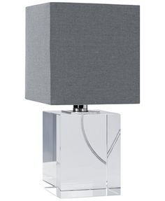 Regina Andrew Design Mini Crystal Block Table Lamp | macys.com
