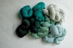 One, Two, Three New Purl Soho Yarns! | Purl Soho