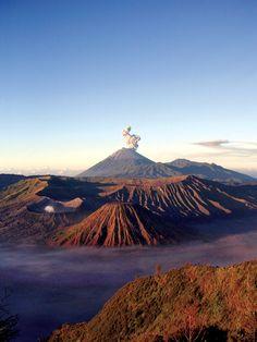 Accidenti al vulcano! - Blog di Viaggi - Viaggiatrice Dichiarata di Chiara Parodi Yogyakarta, Mount Rainier, Monument Valley, Mountains, Nature, Travel, Blog, Naturaleza, Viajes