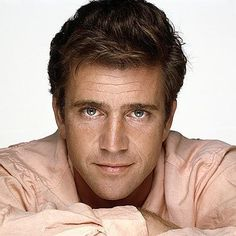 the young Mel Gibson (before his meltdowns!)