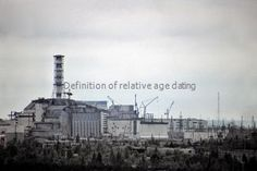 Relative age dating define