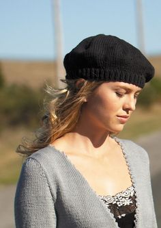 I think I want a beret for fall....