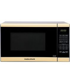 Morphy Richards Em820cpt F Pm 20l Solo Microwave Cream At Argos Co