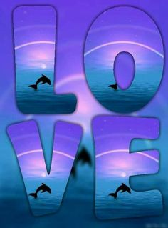 Wallpaper frases love words 38 ideas for 2019 Love Images, Pretty Pictures, Beautiful Love, Beautiful Images, Love Heart, Peace And Love, Dolphin Art, Dolphin Images, Love Wallpaper
