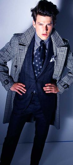 Tom Ford Menswear Collection Spring Summer 2013 BECAUSEIAMFABULOUS.COM JeanClaude COCO Blogger 18