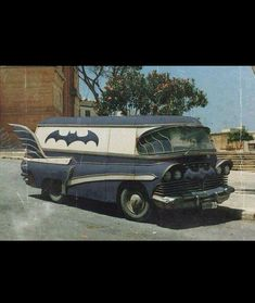 "CUSTOMIZED ""BAT"" MOBILE•●♡●•"