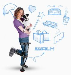 What is iWALK?Do you hate walking crutches? Crutches for walking hurt your hands, wrists and underarms. Save Yourself, Improve Yourself, Knee Scooter, Peripheral Nerve, Prosthetic Leg, Diabetic Neuropathy, Hip Replacement, Crutches, Physical Condition