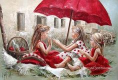 Art by Maria Magdalena Oosthuizen Paintings I Love, Love Painting, Painting For Kids, Poppies Painting, Stella Art, South African Artists, Painting People, Art Themes, Types Of Art