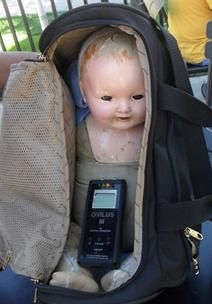 Haunted Harold Haunted Objects, Scary Ghost Pictures, Haunted Dolls, Creepy Stories, Jeepers Creepers, Creepy Dolls, Haunted Places, Serial Killers, Baby Car Seats