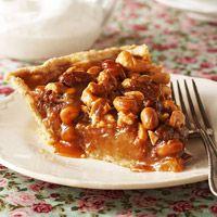 Honey Nut Crunch Pie