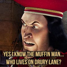married to the muffin man