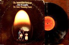 "The Mahavishnu Orchestra The Inner Mounting Flame 12""LP 1970 Columbia VG/VG++ #ProgressiveArtRock"