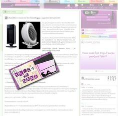 Novembre 2009: Truc de Nana présente les chauffages design de Stadler Form
