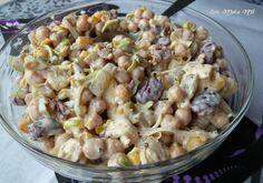 Lunch Recipes, Salad Recipes, Diet Recipes, Vegetarian Recipes, Cooking Recipes, Healthy Recipes, Most Delicious Recipe, Sandwiches, Chicken Pasta Recipes