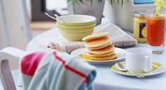 Per un brunch da mangiare anche con gli occhi, 5 idee per apparecchiare la vostra tavola. Avete suggerimenti?