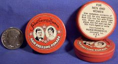 Sweet Georgia Brown Hair Dressing Pomade from the 1930s to early 1950s.