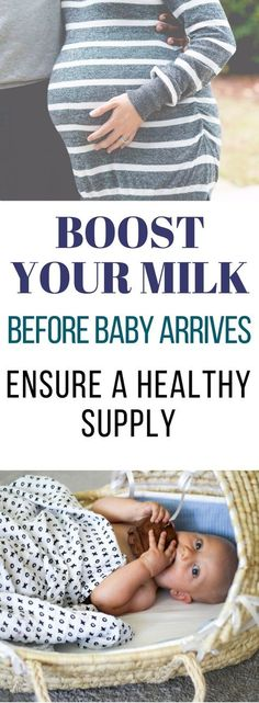 You can boost your milk supply even before baby arrives in your last trimester of pregnancy. Here's what I did in all three of my last trimesters.
