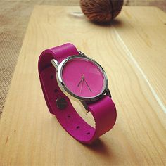 Custom Design watches leather watches handmade men by OAAOShop