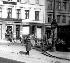 Oslo, Old Pictures, Old And New, Norway, Scandinavian, Street View, Water, Pictures, Gripe Water